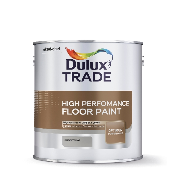 Dulux trade high performance floor paint colours - Dulux exterior gloss paint style ...
