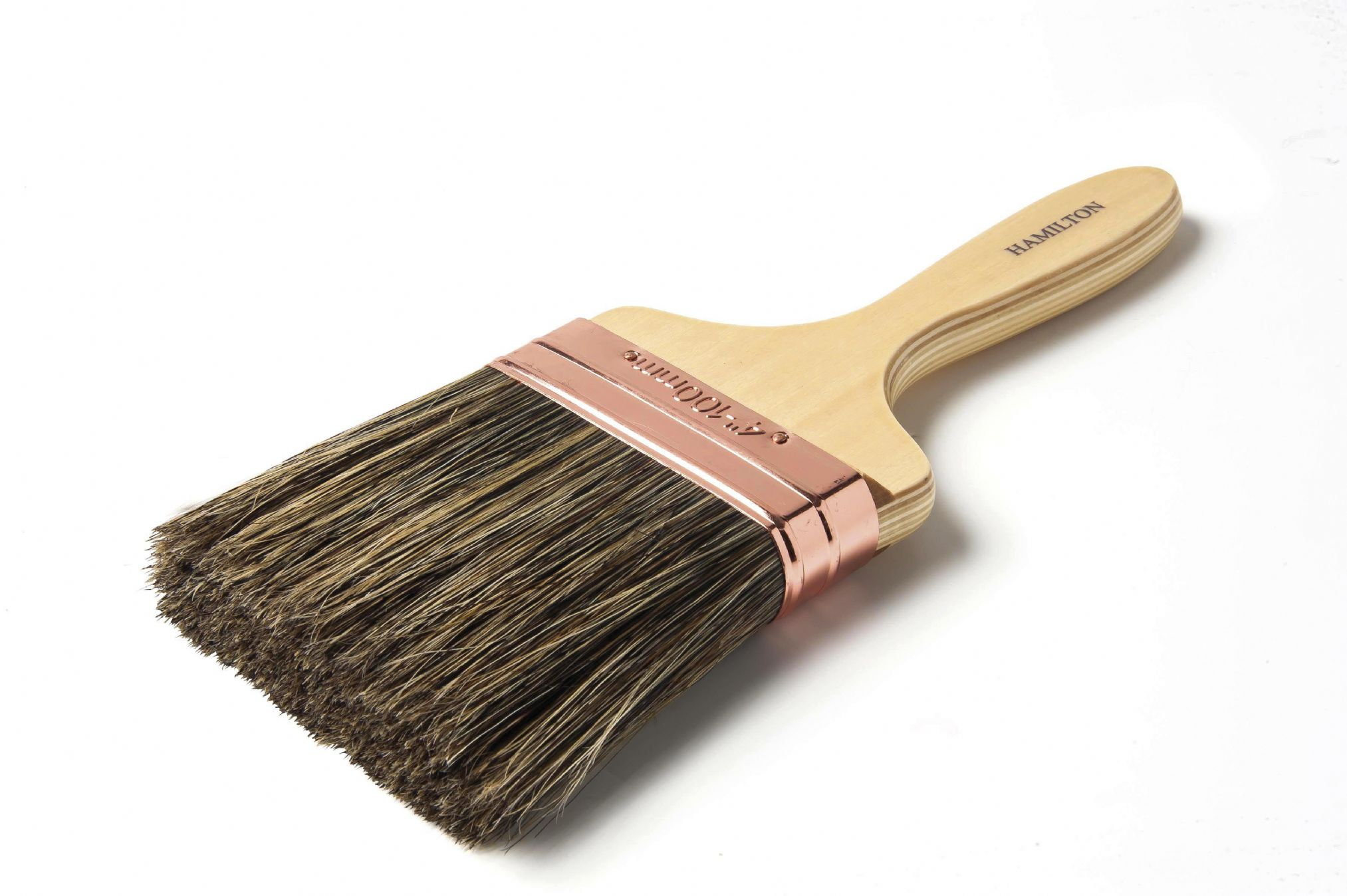 Wall Design Paint Brush : Hamilton prestige wall brush