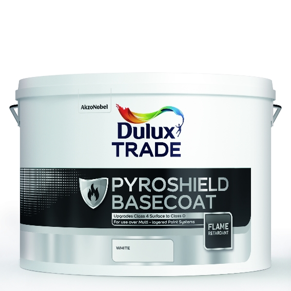 Dulux Pyroshield Paint