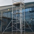 HiLyte 500 Industrial Tower Scaffold System 1.8m Long, 0.85m Wide