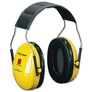 3M 1435 Peltor Optime I Headband Ear Muff Defenders Medium Noise Level Reduction 26dB Ref H510A-401-