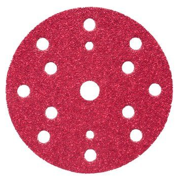 3M 310U Hookit Sanding Disc 150mm 15 Hole Box 100