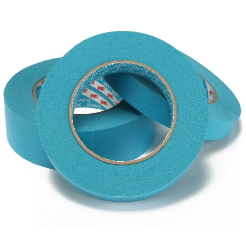 3M 3434 Blue High Performance Masking Tape All Sizes by box qty