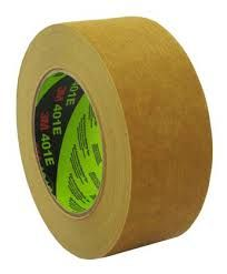 3M 401E (2610) 140°C Performance Masking Tape Single Roll