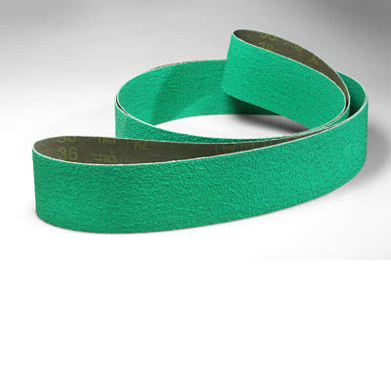 3M Cloth Belt for file belt tool 577F Green 20mm x 457mm P40 (Box of 25)