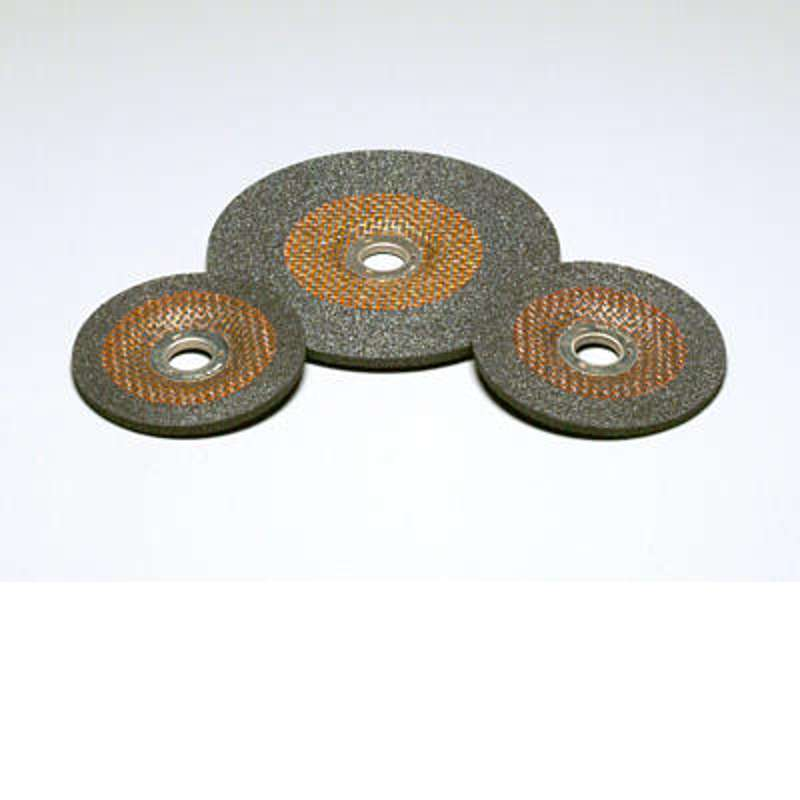 3M Depressed Center Grinding Wheel Inox T27 (Box of 10)