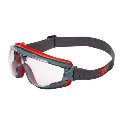 3M Goggle Gear Safety Goggles Scotchgard Anti-Fog GG501SGAF-EU
