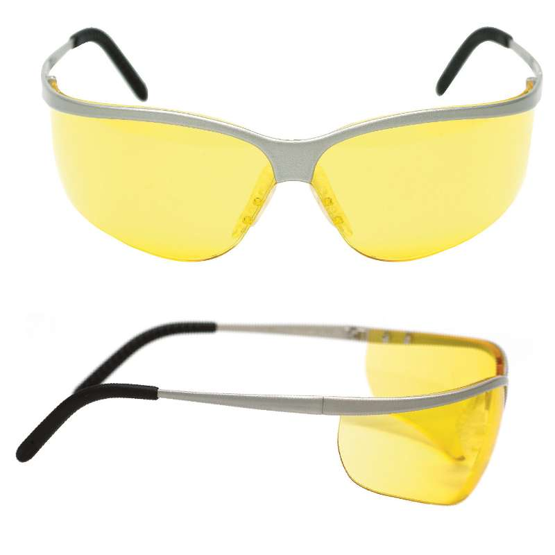 3M Metaliks Sport Spectacles Metal-frames Yellow Ref 71461-00002M