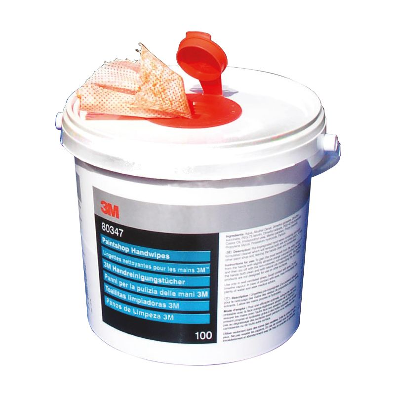 3M Professional Paintshop Handwipes