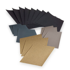 3M Sanding Papers & Sheets