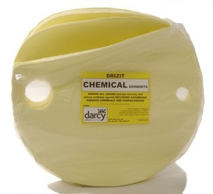 Chemical Absorbent Drum Top Pads - 25