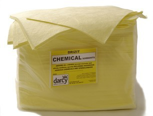 Chemical Absorbent Pads - 50