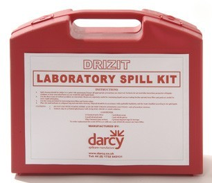 Chemical Lab Spill Kit