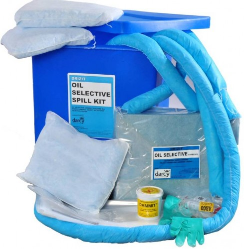 Chemical Spill Kit 110