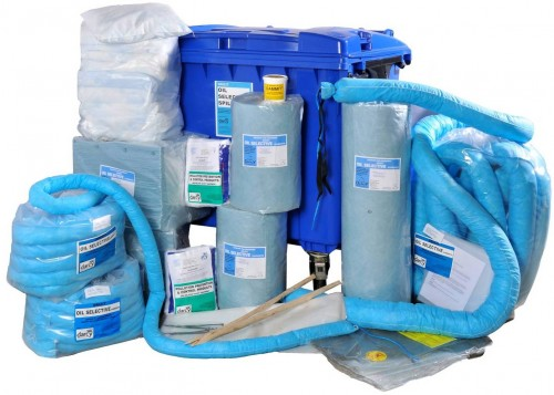 Chemical Spill Kit 1100