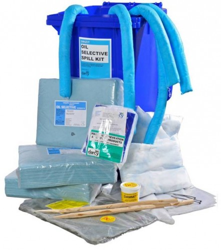 Chemical Spill Kit 240