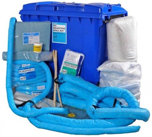 Chemical Spill Kit 660