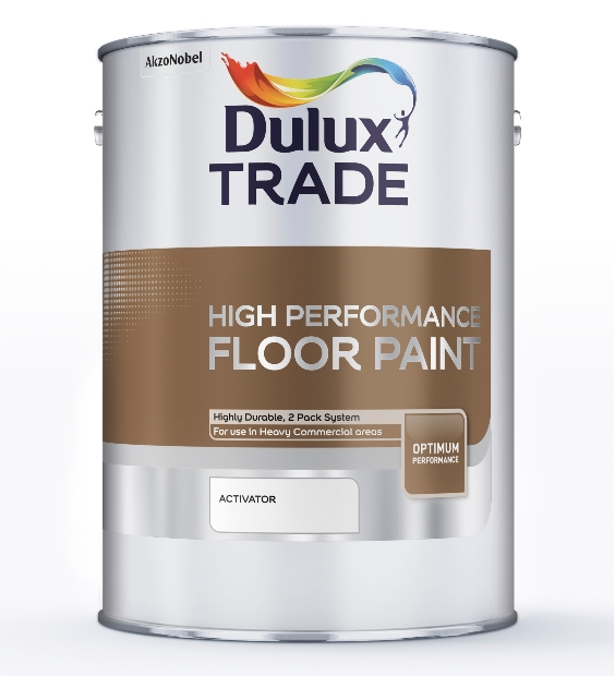 Dulux Trade High Performance Floor Paint Activator 3 22l