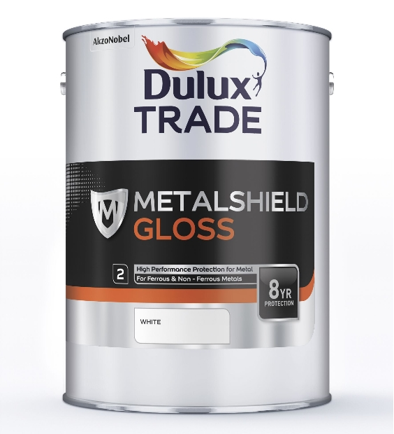 Dulux Trade Metalshield Gloss Custom Mixed Colours