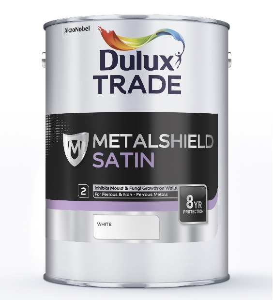 Dulux Trade Metalshield Satin Custom Mixed Colours