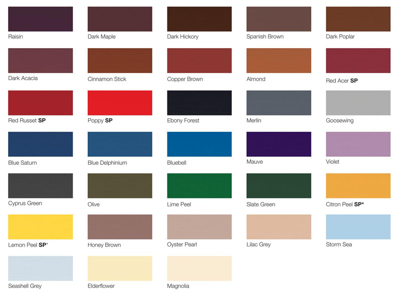 Exterior paint colour charts dulux home painting - Dulux exterior paint colour chart decoration ...