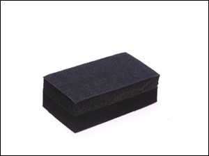 Hand Sanding Pad 70 x 125 Double Sided