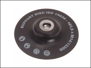 ISO Angle Grinder Pad Soft 115mm M14 x 2.0