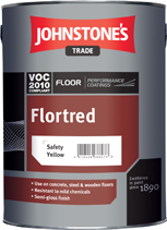 Johnstones Trade Flortred Custom Mixed Colours 5L