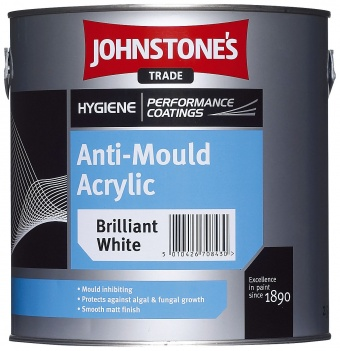 Johnstones Trade Hygiene Anti Mould Acrylic Custom Mixed