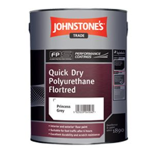 Johnstones Trade Quick Dry Polyurethane Flortred Custom