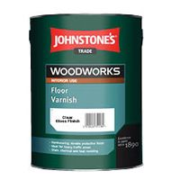 Johnstones Trade Woodworks Floor Varnish