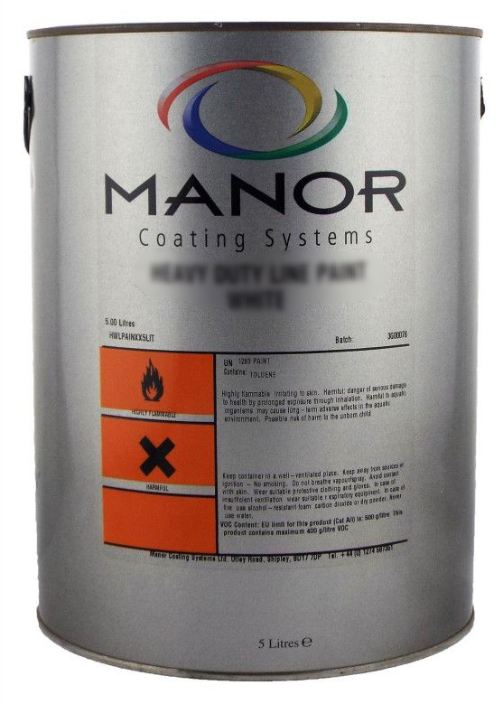 Manor Waterborne Floor Paint Custom Mixed Colours 5L
