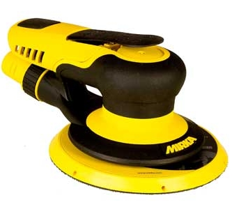 Mirka PROS 650CV Air Sander 150mm ORBIT 5,0