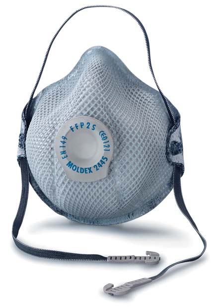 Moldex Smart 2445 FFP2 Valved Mask