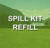 Oil Vehicle Spill Kit 1 (refill)