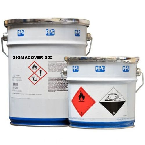 PPG Sigma SigmaCover 555 (SigmaCover 525) Black 20L