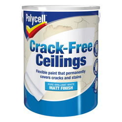 Polycell Crack-Free Ceilings Smooth Matt