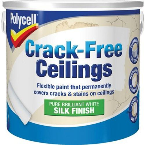 Polycell Crack-Free Ceilings Smooth Silk