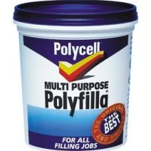 Polycell Multi-Purpose Polyfilla - For All Jobs 600gm