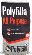Polycell Trade Polyfilla All Purpose Filler 10Kg