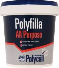 Polycell Trade Polyfilla All Purpose Ready Mixed 1Kg