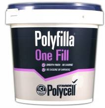 Polycell Trade Polyfilla One Fill 1L
