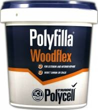 Polycell Trade Polyfilla Wood Flex 600Ml