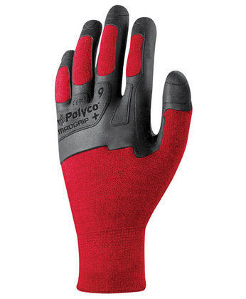 Polyco Mad Grip + Gloves