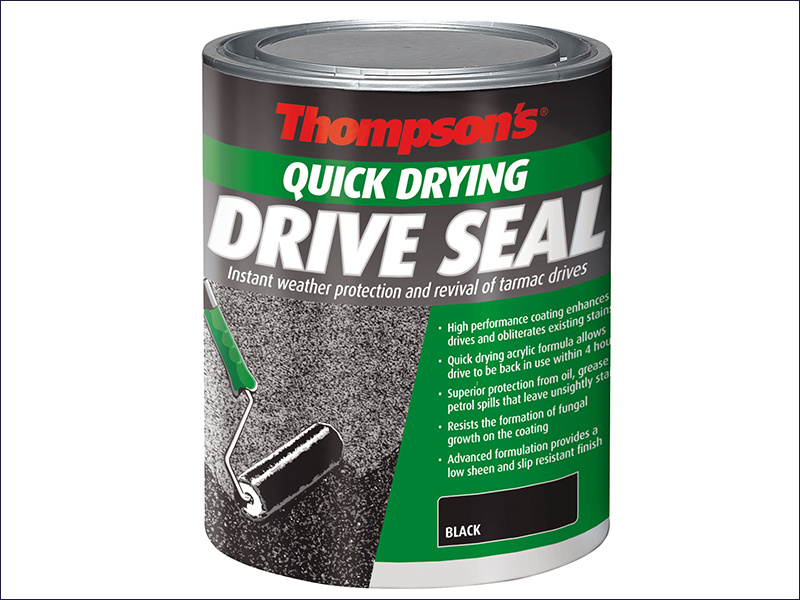 Ronseal Drive Seal Black 5 Litre