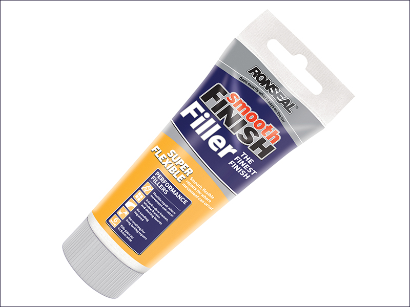 Ronseal Smooth Finish Super Flexible Filler Tube 330g