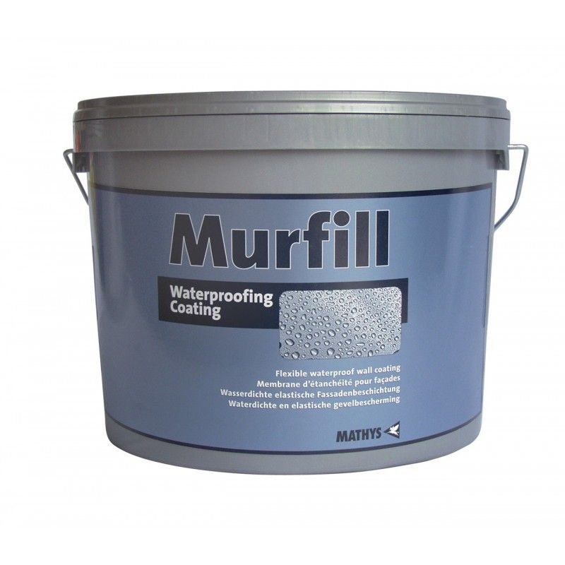 Rust-oleum Mathys Murfill Waterproofing Paint Standard Colours