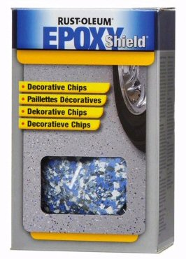 Rustoleum Epoxyshield Decorative Flakes Chips