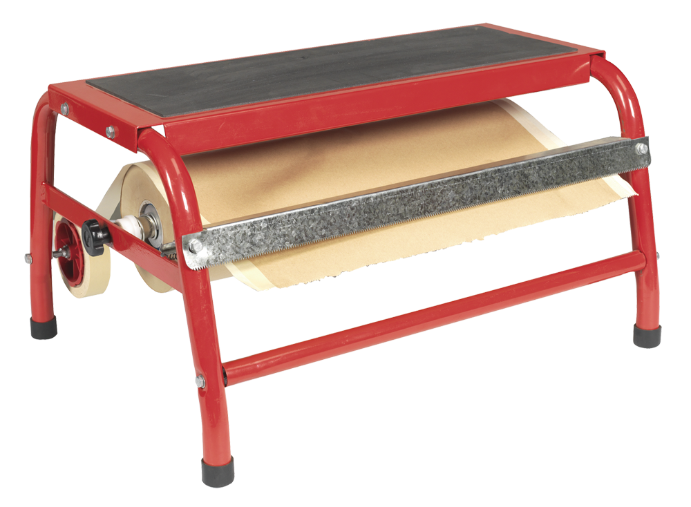 Sealey Masking Paper Dispenser 1 x 450mm Step-Up