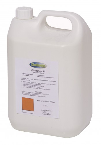 Versatile cleaner and degreaser